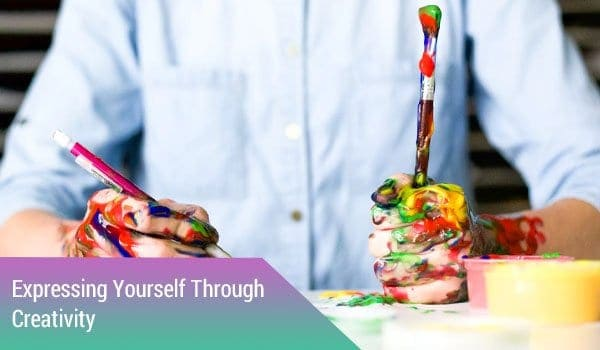 Expressing Yourself Through Creativity